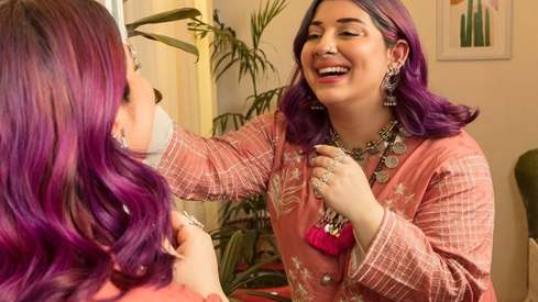 Khaadi's latest campaign features a plus-size model and we're here for it