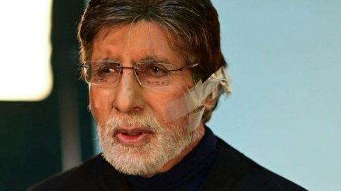 Cannot read, cannot write, cannot see: Amitabh Bachchan on eye surgery