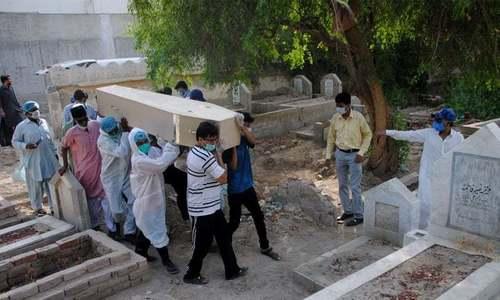 پاکستان میں کورونا وائرس مزید 36 افراد کی موت کا سبب