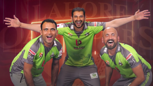 Nothing can be more meme-worthy than the Lahore Qalandars' new anthem