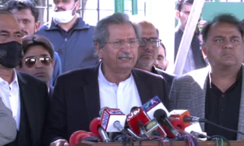 Govt, opposition both claim victory over SC opinion on Senate elections