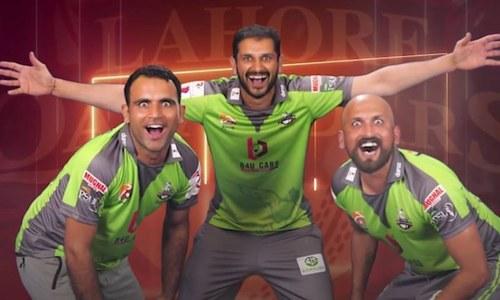 لاہور قلندرز کا آفیشل ترانہ مداحوں کی توجہ کا مرکز