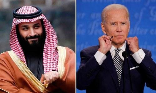 امریکی صدر جو بائیڈن نے ولی عہد محمد بن سلمان کی تضحیک کیوں کی؟