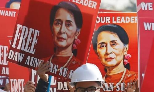 میانمار: آنگ سان سوچی کے خلاف عدالت میں سماعت، نئے الزامات عائد
