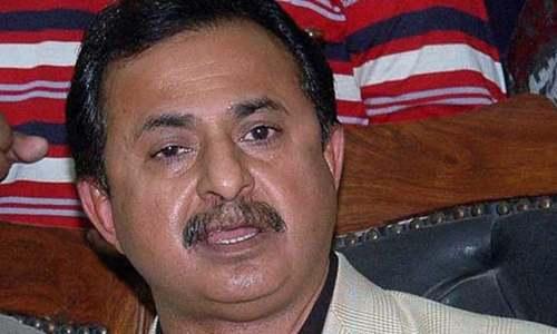 کراچی: اے ٹی سی عدالت نے حلیم عادل شیخ کی درخواست ضمانت مسترد کردی