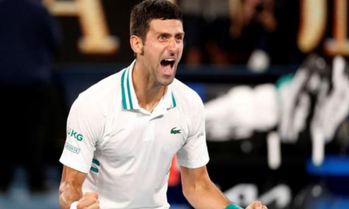 Djokovic ties Federer record of 310 weeks as world No.1
