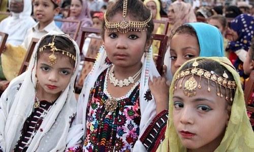 ملک بھر میں 'بلوچ ثقافتی دن' منایا گیا
