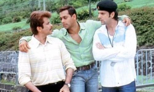 کیا فردین خان 'نو انٹری' کے سیکوئیل سے فلم انڈسٹری میں واپس آرہے ہیں؟