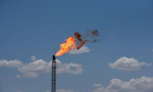 Ogra split on flare gas consumption mechanism