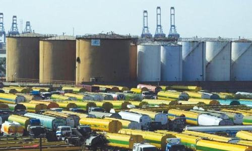 Oil sales jump 13pc in July-February