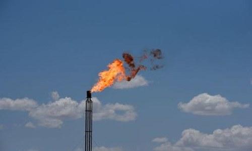 اوگرا فلیئر گیس کی کھپت کے طریقہ کار پر تقسیم