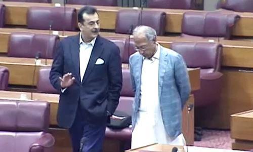 PPP celebrates Gilani's Senate victory as PTI cries foul