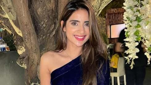 Inside Saboor Aly's intimate birthday bash