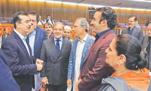 سینیٹ انتخابات کا جھٹکا، پارلیمنٹ کے اندر اور باہر کیا ہوتا رہا؟