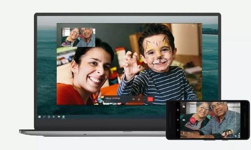 اب واٹس ایپ کی ڈیسک ٹاپ ایپ سے واٹس اور ویڈیو کال کرنا ممکن