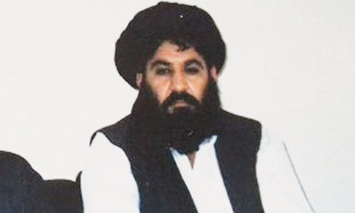 Mullah Mansour properties case abated