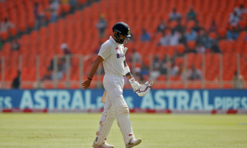 Stokes grabs key wickets as India's run-chase falters on second day of final Test
