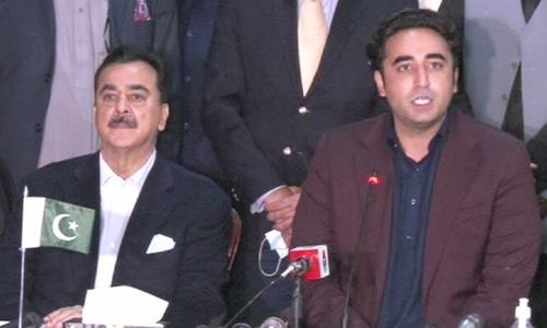 ECP to hear plea seeking Gilani's disqualification on 11th
