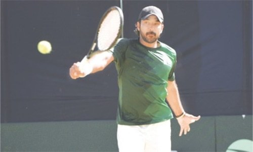 Japan dominate opening singles of Davis Cup tie against Pakistan