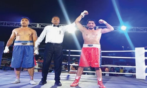 BOXING: THE LIFE AND DEATH OF ASLAM KHAN