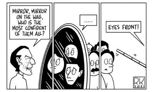 Cartoon: 7 March, 2021