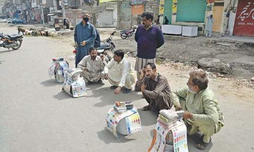 Health cards to be distributed among 300,000 labourers in Islamabad