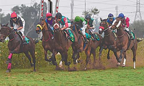 Sahil outduels Governor to claim Pakistan Derby honours