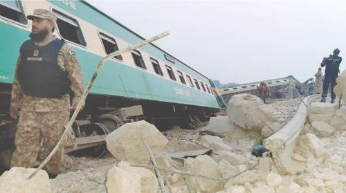Track's poor condition blamed for derailment