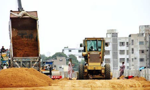 Builders, dwellers in a fix over ban on housing societies in KP