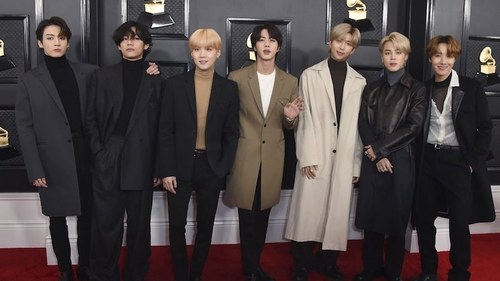 BTS, Taylor Swift and Billie Eilish to perform at the Grammys