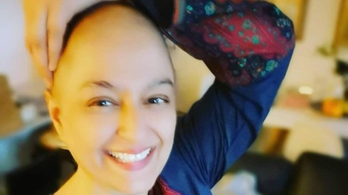 I was called all kinds of names: Nadia Jamil opens up about struggling with baldness