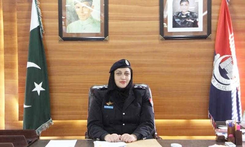 خیبر پختونخوا کی پہلی خاتون ڈی ایس پی سے ملیے