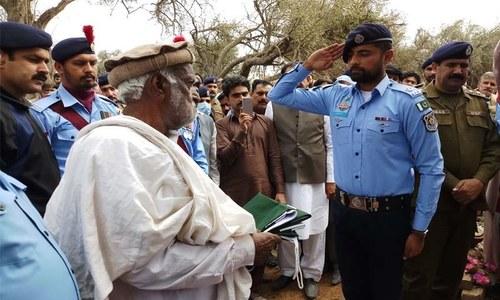 اسلام آباد: شہید ہیڈ کانسٹیبل کی تدفین، نامعلوم ملزمان کےخلاف مقدمہ درج