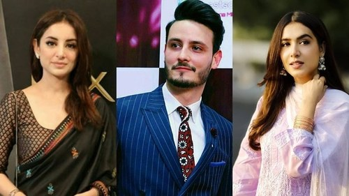 Happy Women's Day from Pakistan's celebrities to you