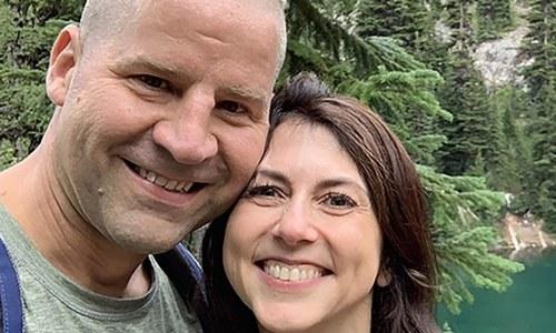 جیف بیزوز سے طلاق کے بعد ارب پتی بننے والی خاتون کی دوسری شادی