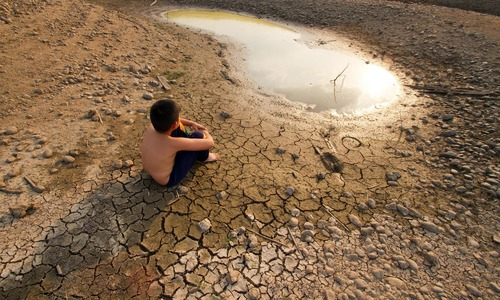 February recorded as third driest month in six decades