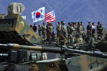 US, South Korea agree on new cost-sharing  deal for troops