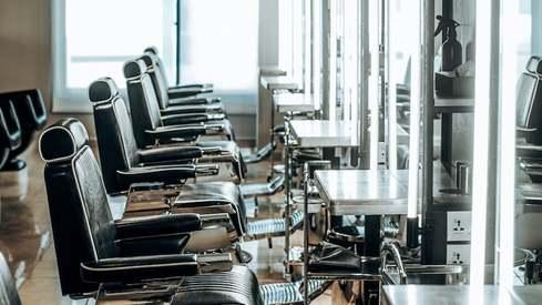 Nabila has opened a 'factory' for men