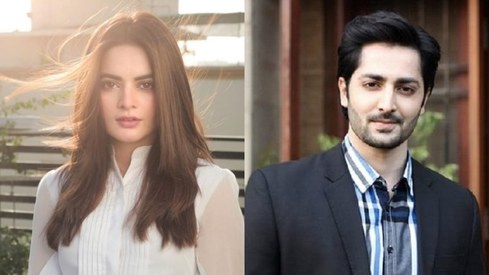 We may see Danish Taimoor and Minal Khan together in a new drama