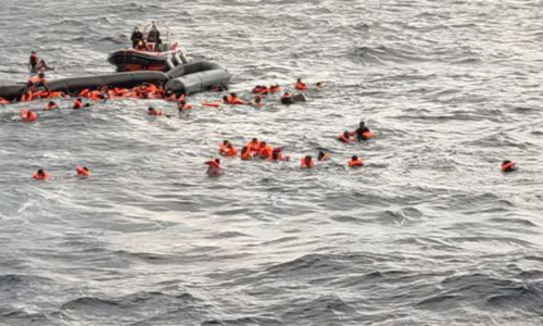 At least 39 die as two migrant boats sink off Tunisia coast