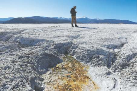 Mars on Earth: Turkish lake may hold clues to ancient life on planet