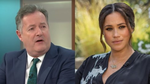 Piers Morgan quits Good Morning Britain after saying he doesn't believe Meghan Markle