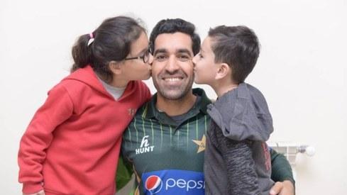 Cricketer Umar Gul is a father again!