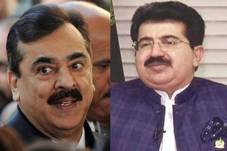 Red Zone Files: Why neither Gilani nor Sanjrani should be confident of their victory as Senate chairman