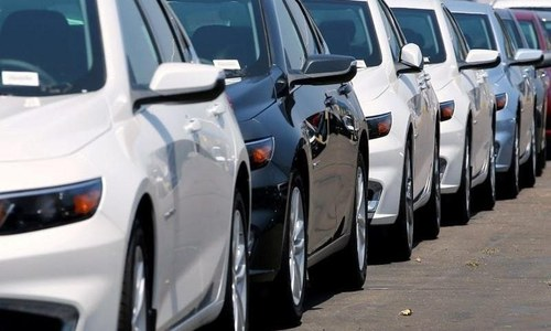 Car sales jump by 20pc in 8MFY21