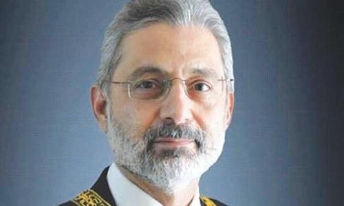 SC judge deplores relegation of Quranic injunctions
