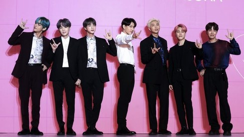 K-pop's BTS put out 2020's top 2 best-selling albums