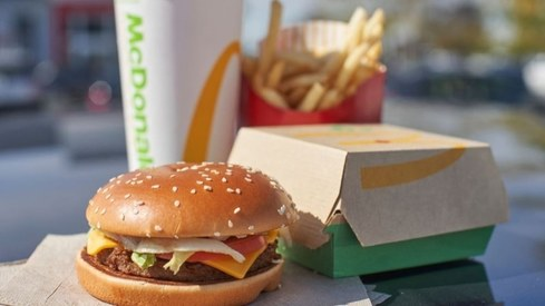 Are McDonald's and foodpanda planning to break a world record?