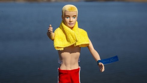 Mattel celebrates Ken's 60th birthday with a reproduction of original doll