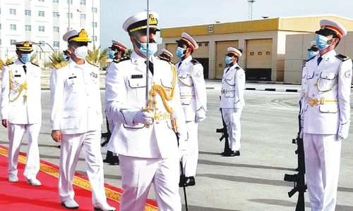 Regional maritime security discussed with UAE